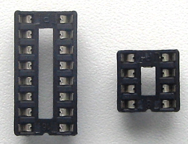Вместо микросхемы НА17358